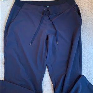 EUC Athleta blue pants, size 14